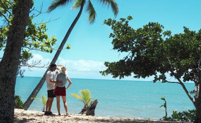 Les plages de Cairns
