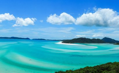 Whitsunday Islands Croisiere