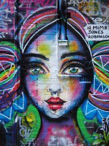 Street art 1 - Melbourne