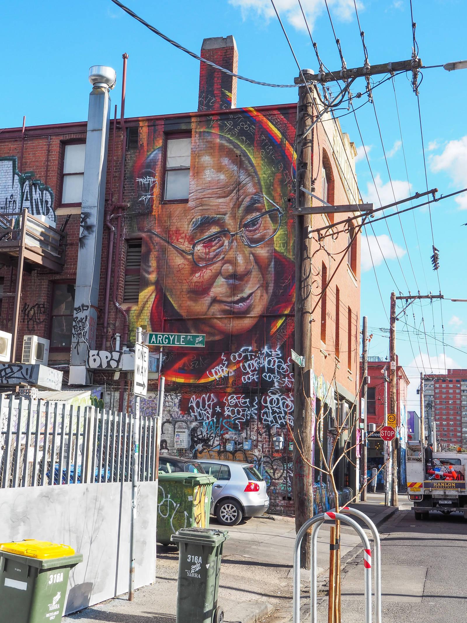 Melbourne Tag Dalailama